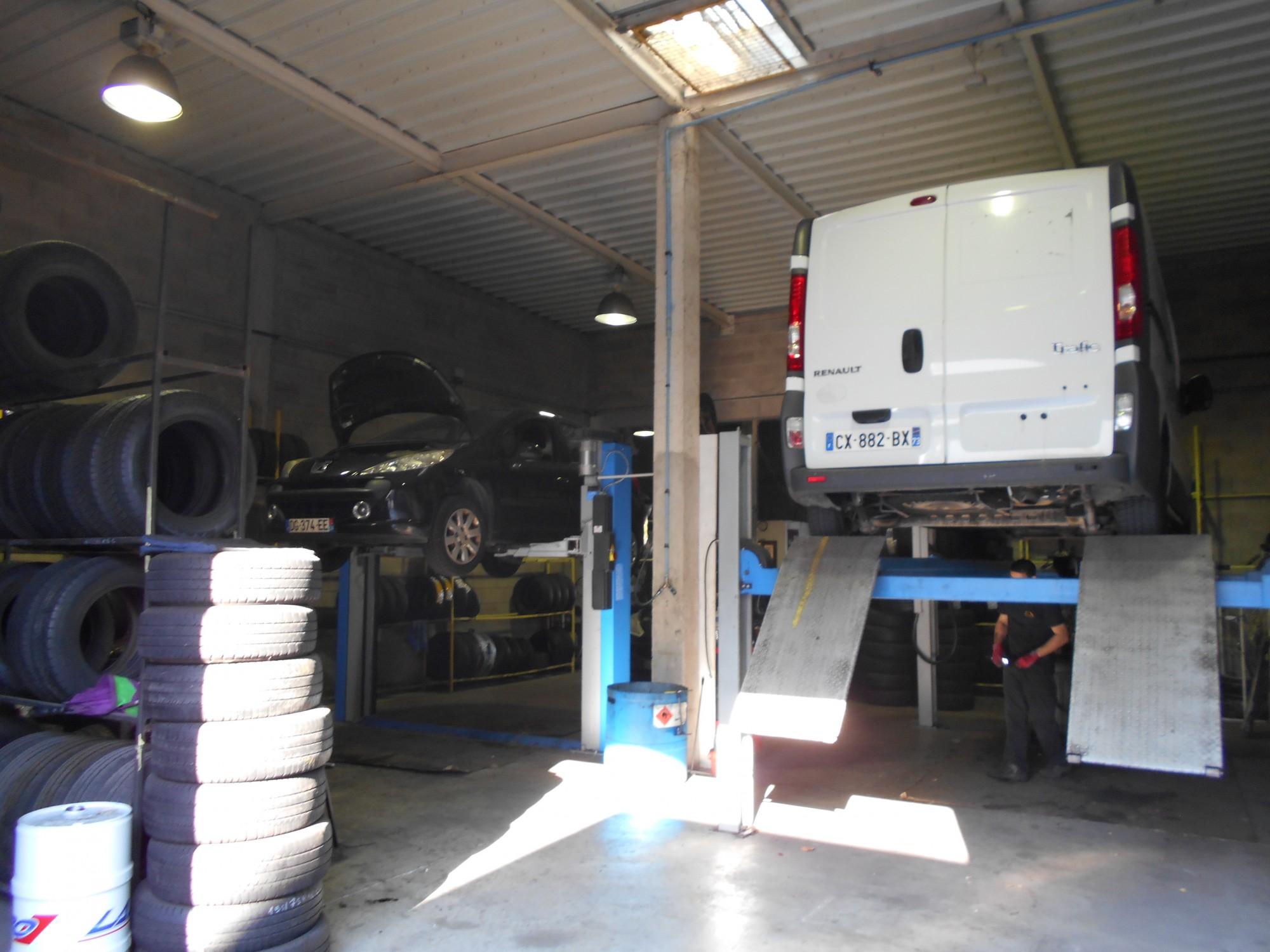 Ou trouver un garage pour le vidange moteur de ma voiture for Prix vidange garage